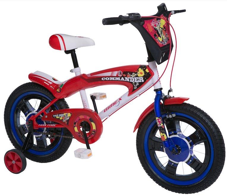 Bicicleta Commander r16 Bimex
