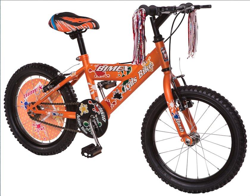 Bicicleta Kids Bike r16 Bimex