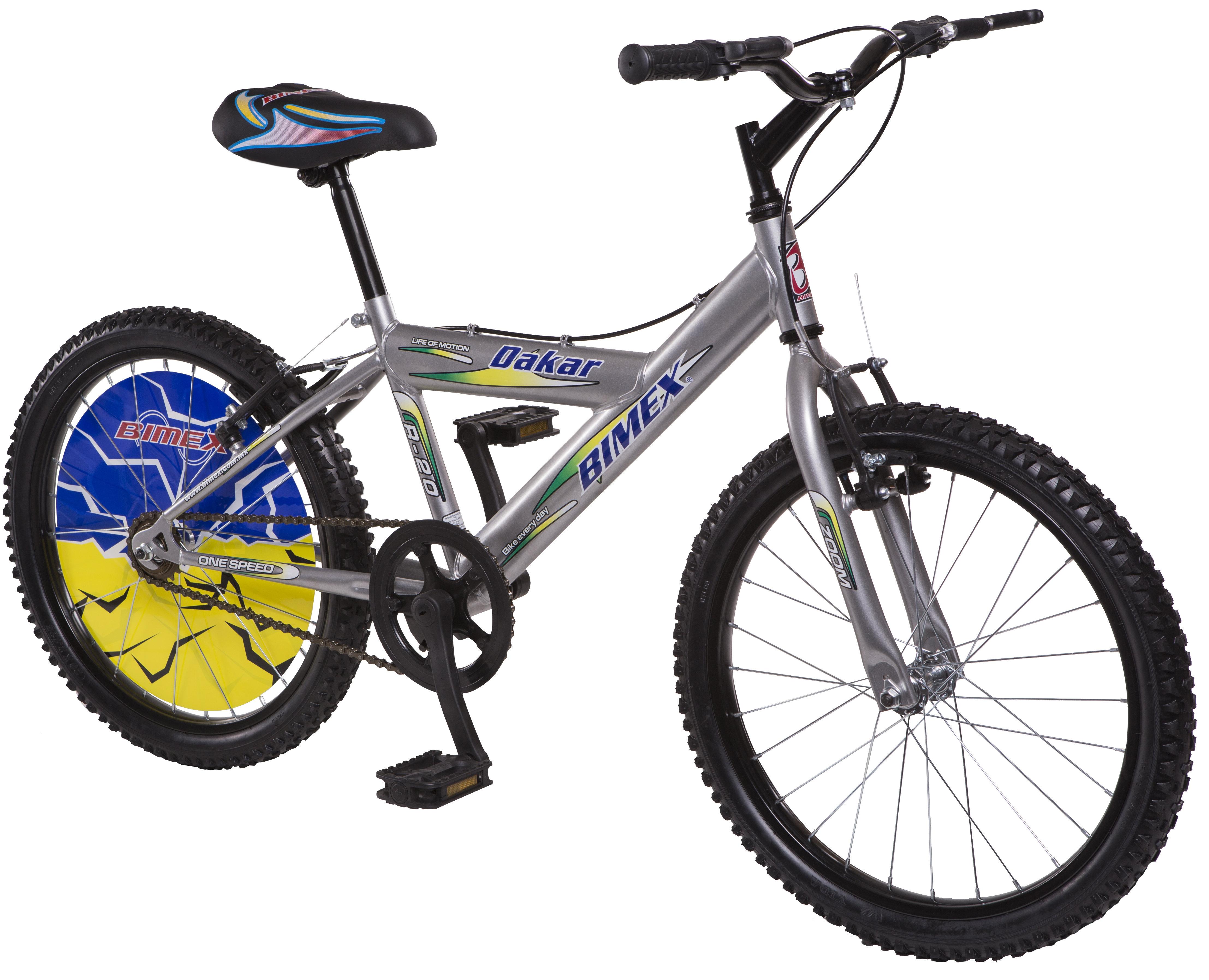 Bicicleta Dakar r20 Bimex