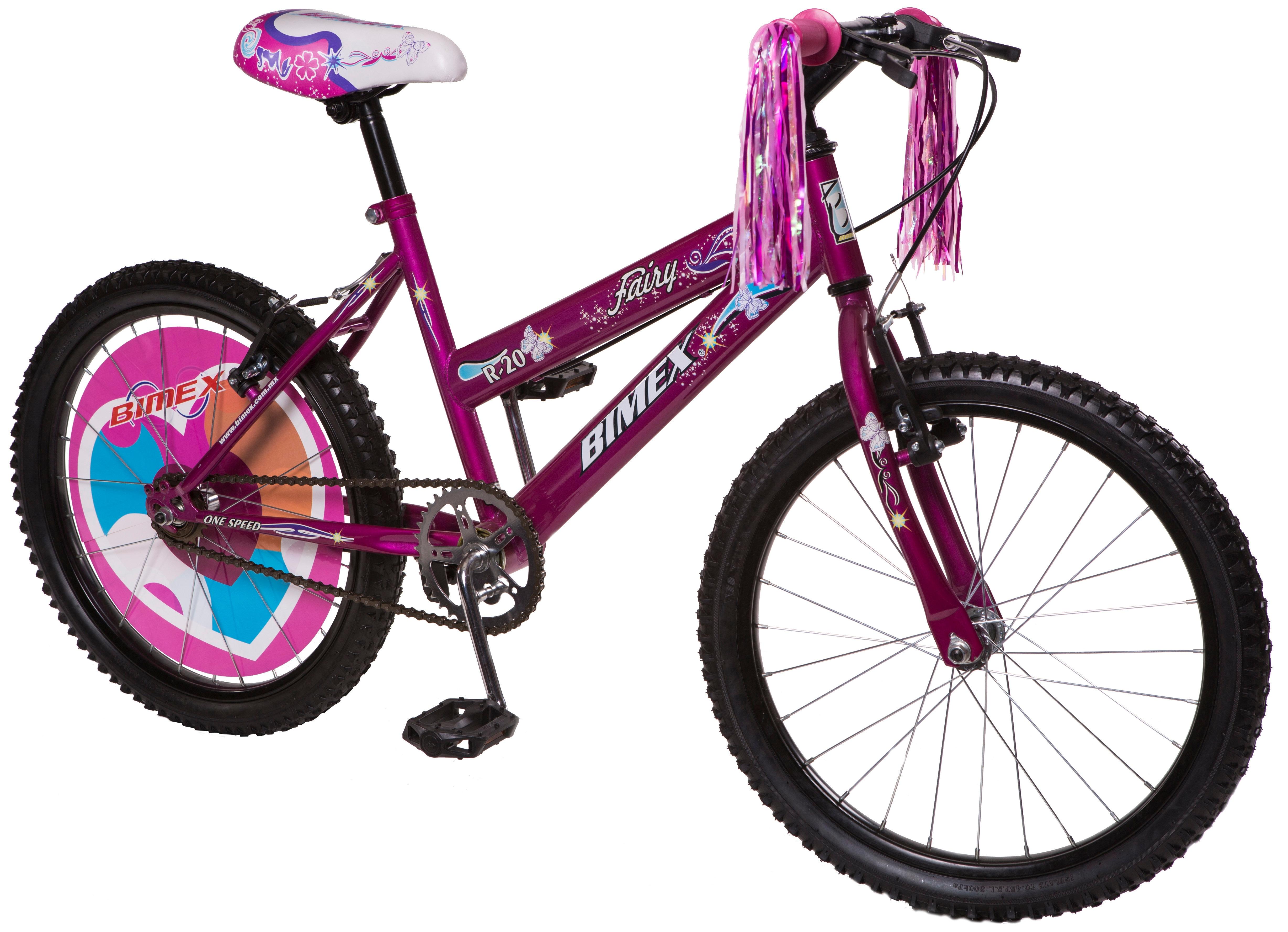 Bicicleta Fairy r20 Bimex