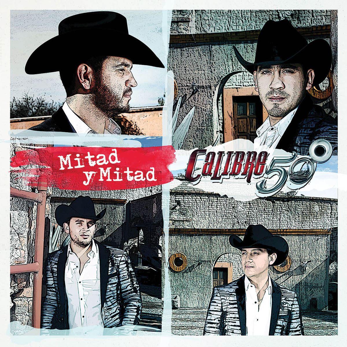CD Calibre 50- Mitad y Mitad