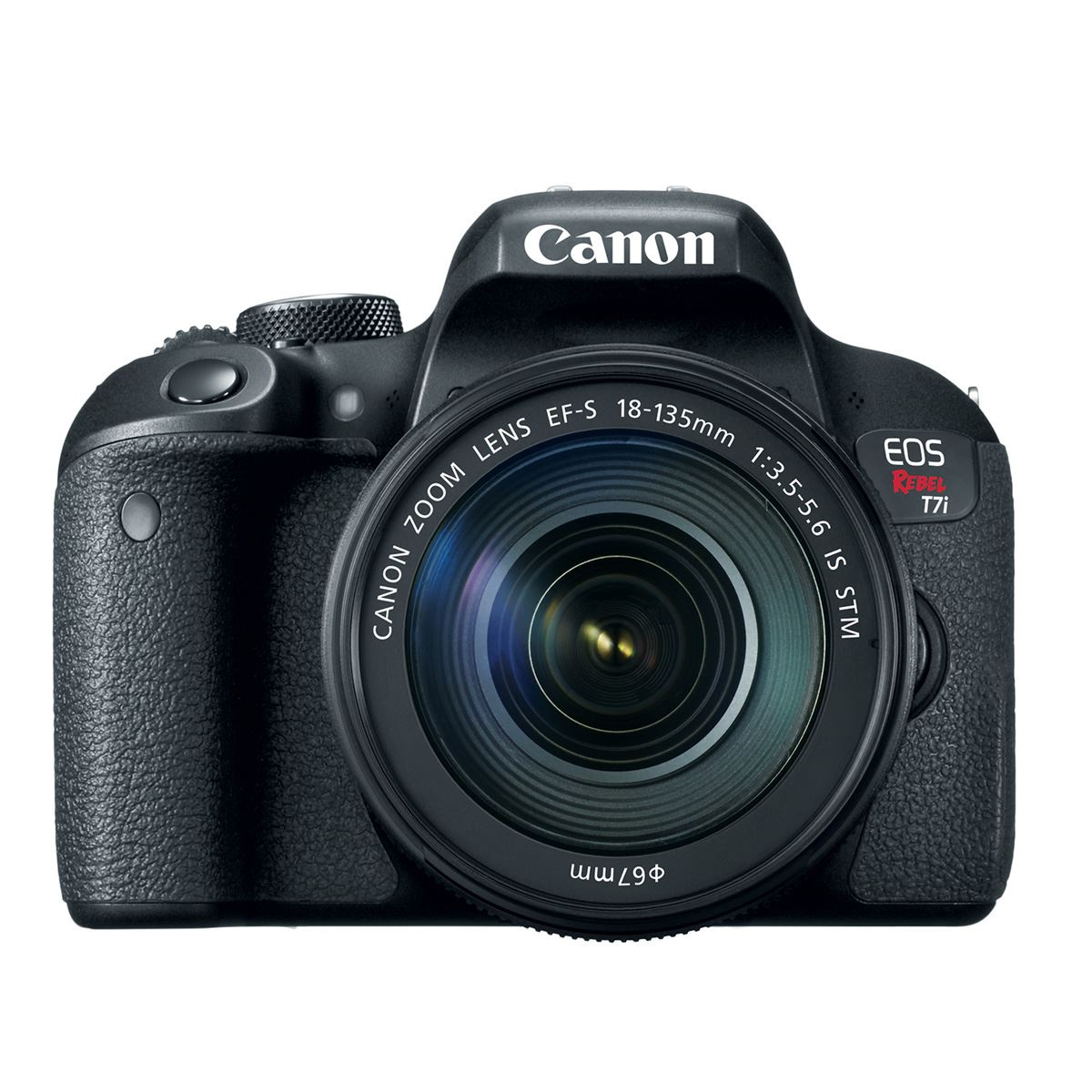 Cámara Canon EOS T7I EF-S 18.135mm
