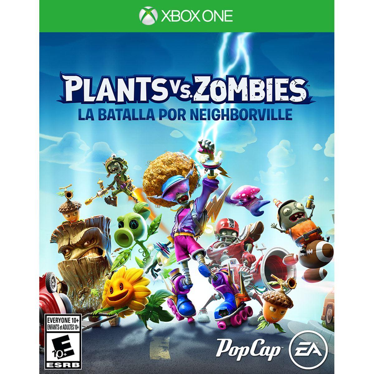 Plants vs. Zombies - La Batalla por Neighborville Xbox One