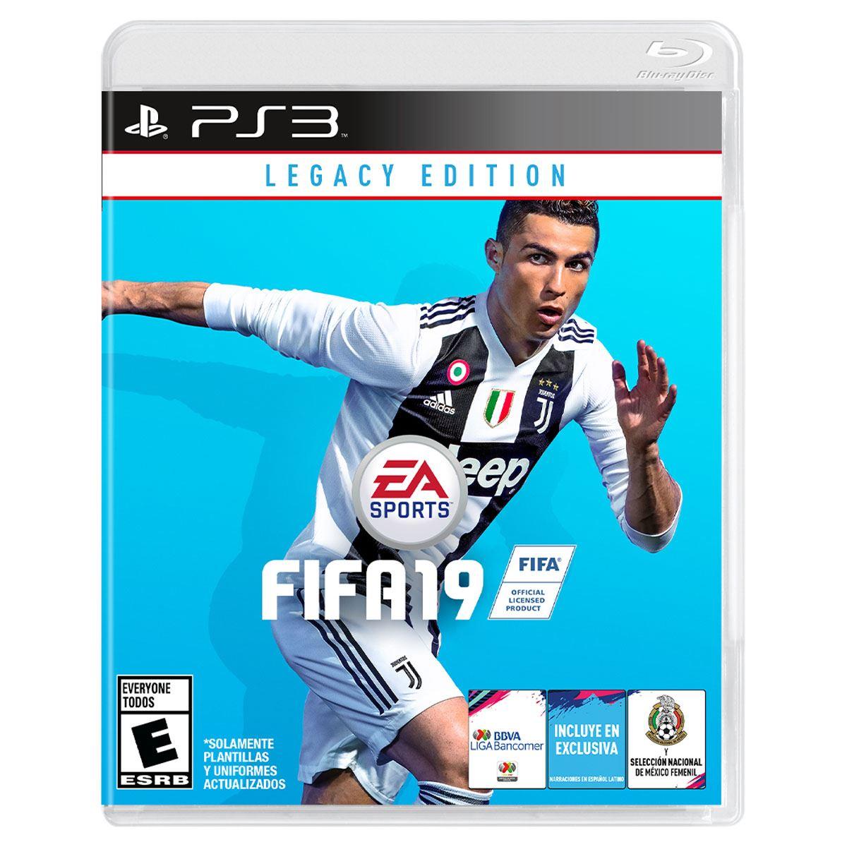 PS3 Fifa 19