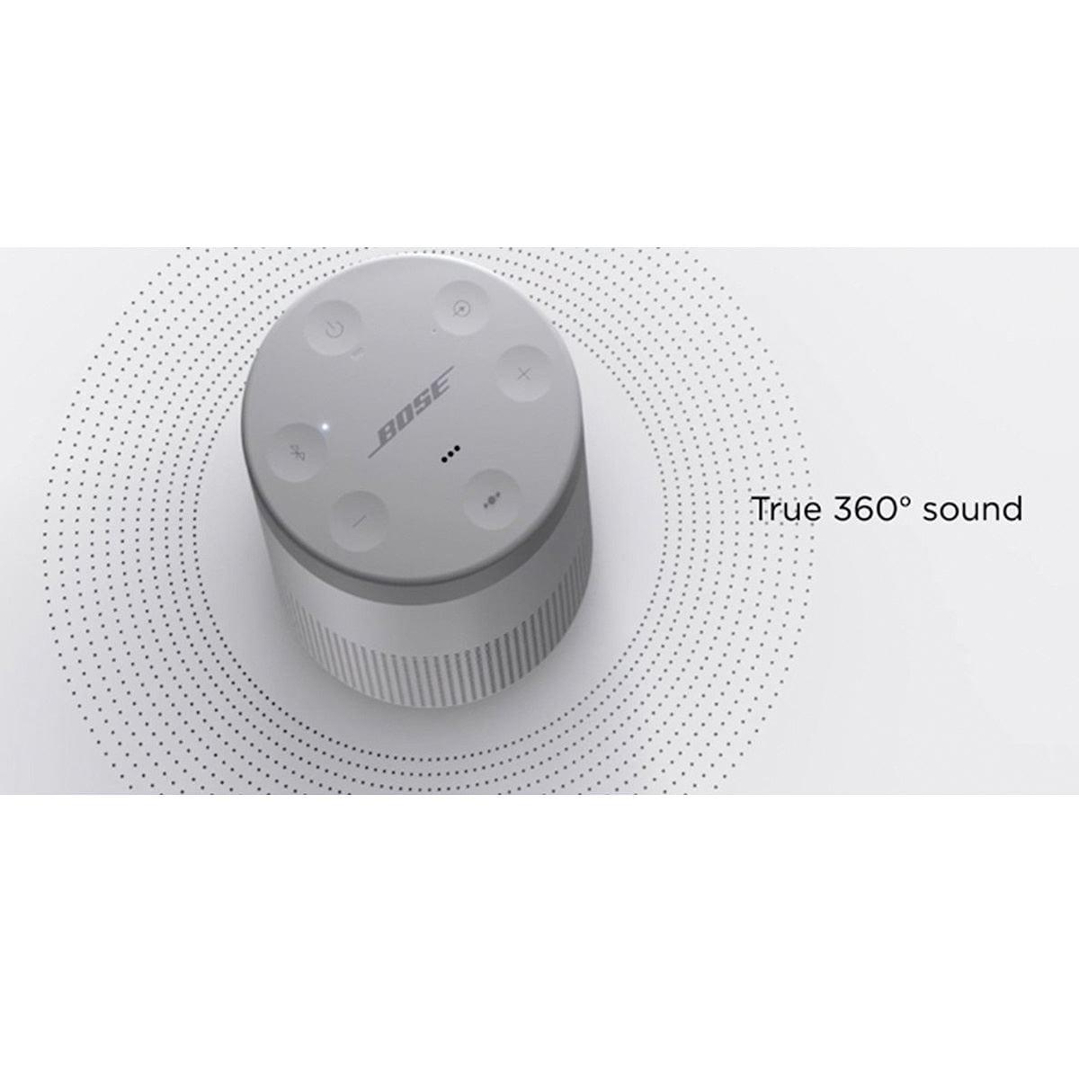 Bocina Bose SoundLink Revolve Gris