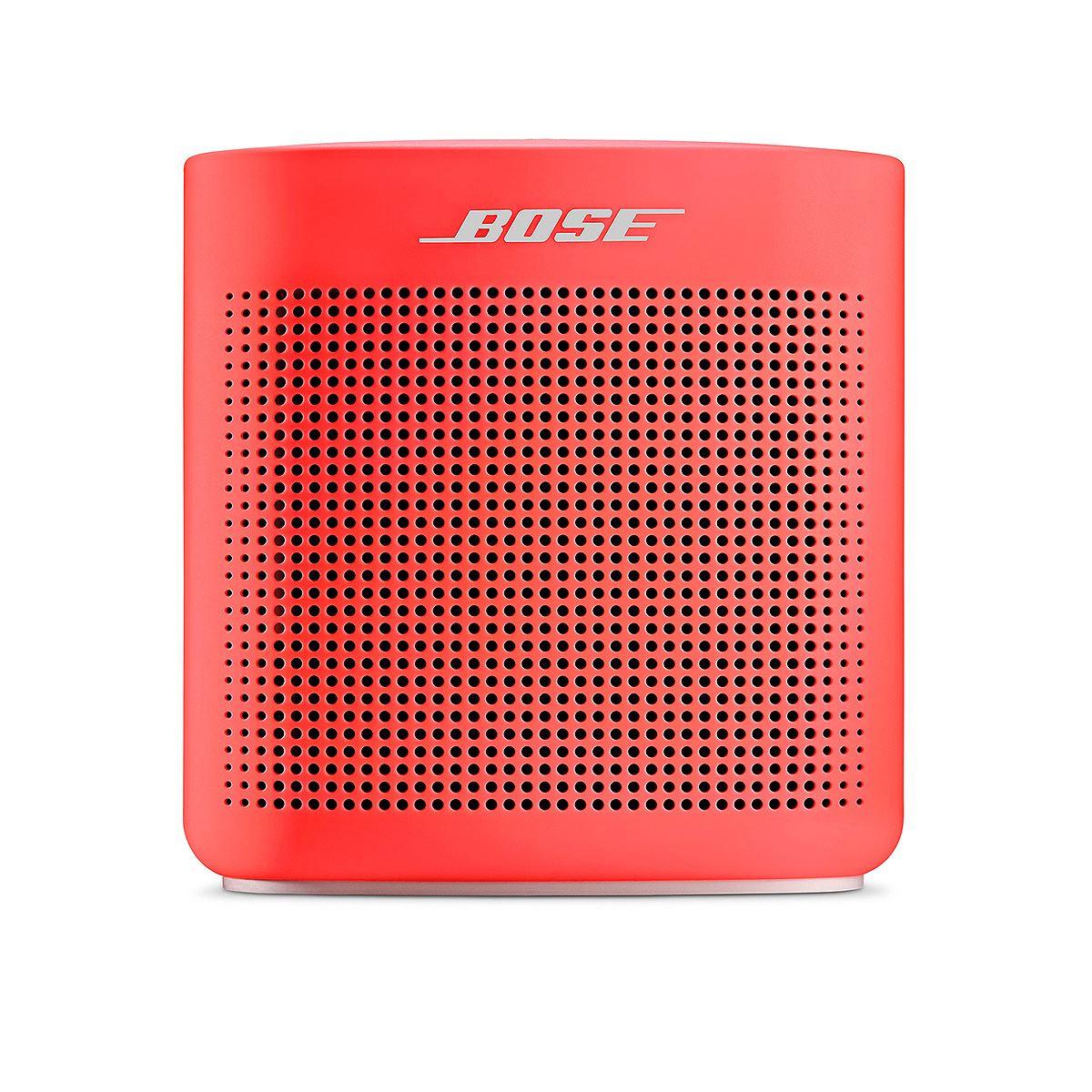 Bocina Bose SoundLink Color II Rojo