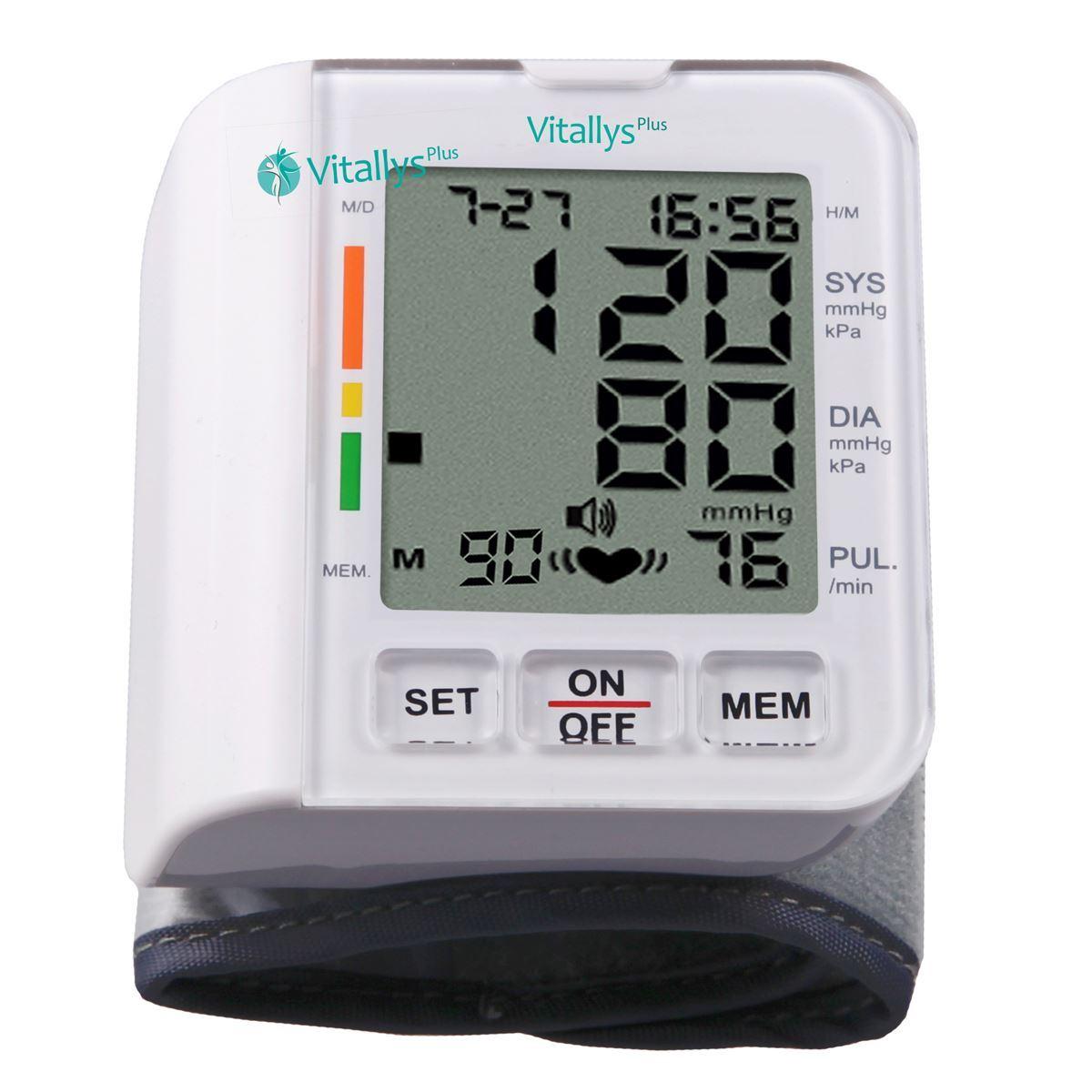 Baumanómetro Vitallys VBPM-3W