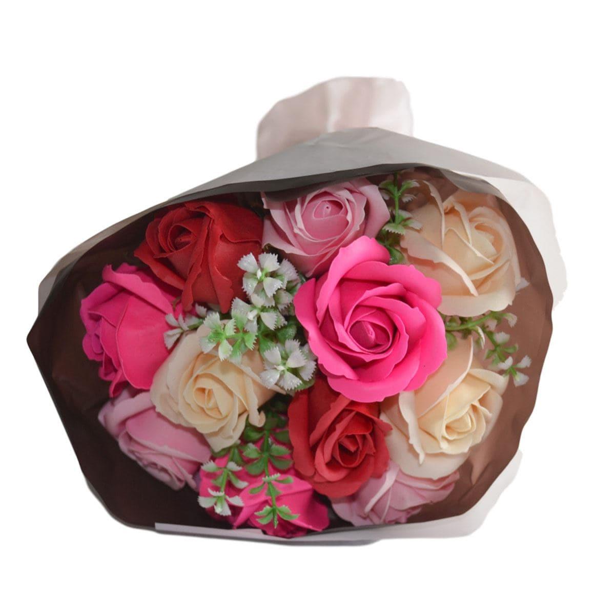 Ramo Rosas Rosas Grande Pasión Por Las Novedades