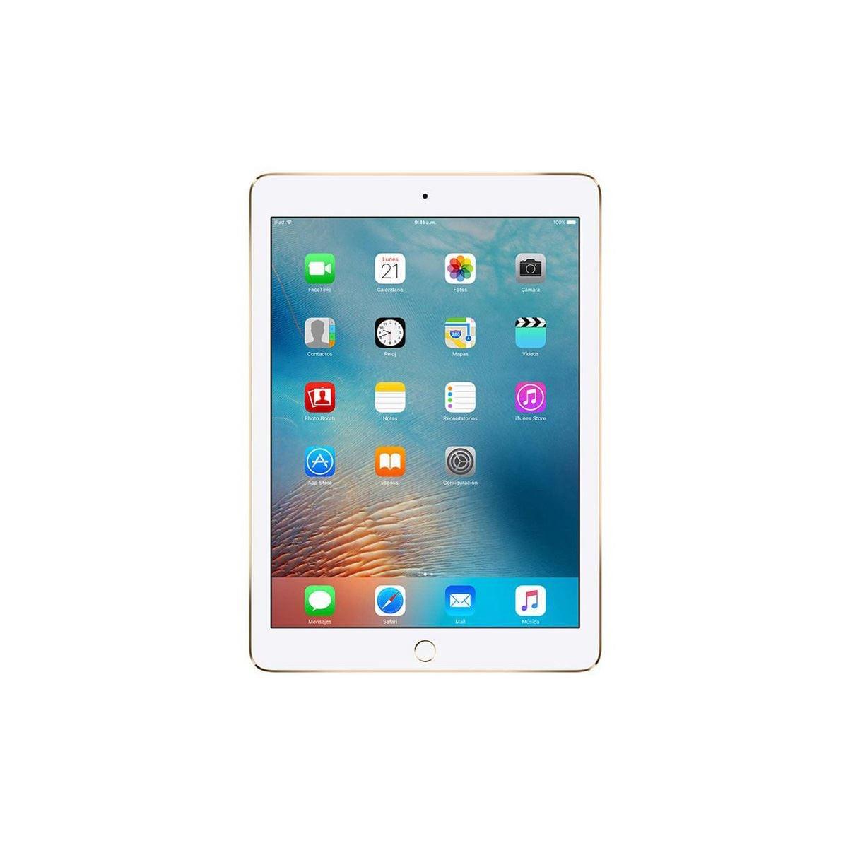 iPad 128GB Gold