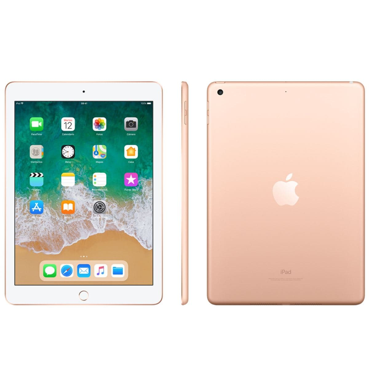 Ipad WI-FI 128GB Gold