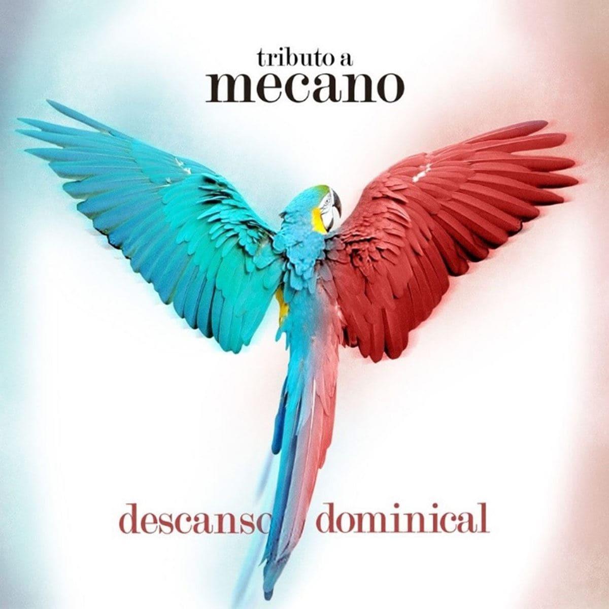 CD Tributo a Mecano- Descanso Dominical