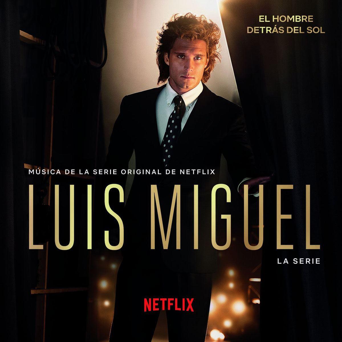 CD Luis Miguel- Música de la Serie Original