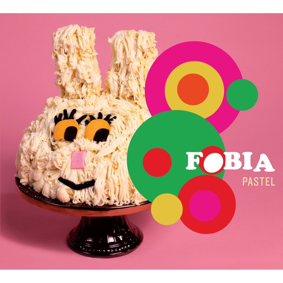 CD2/DVD Fobia Pastel