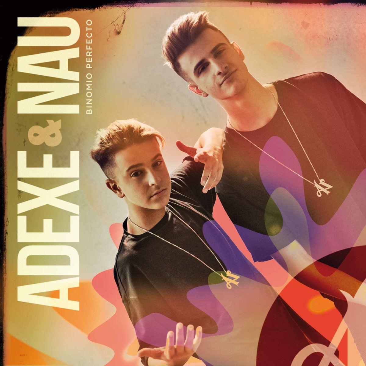 CD Adexe & Nau- Binomio Perfecto EP