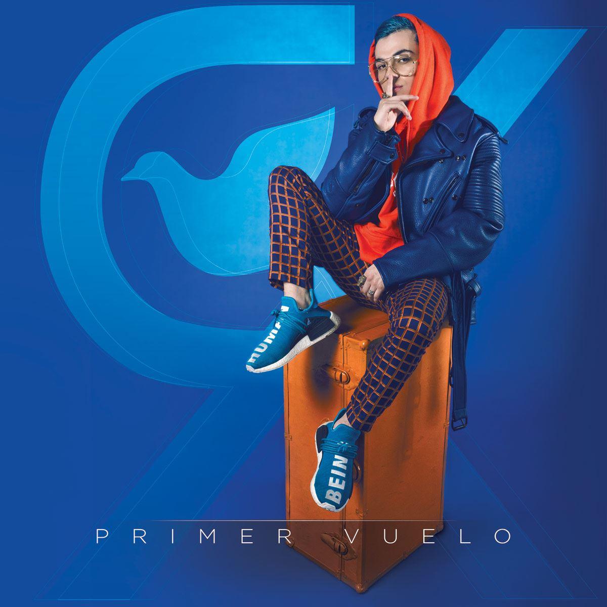 CD RK Primer Vuelo EP