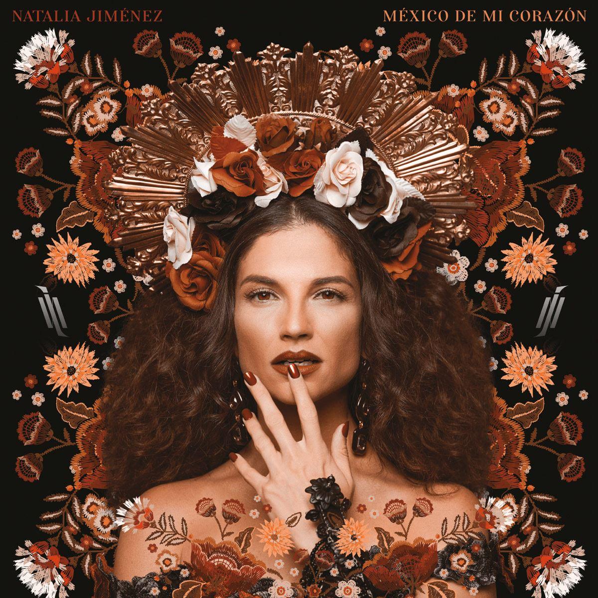 CD + DVD Natalia Jiménez - México de mi Corazón