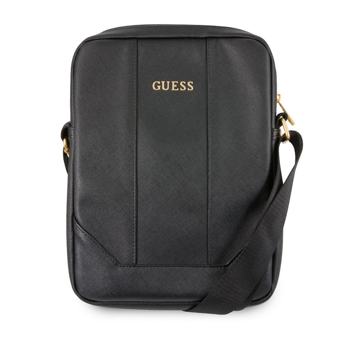 Bolso para Tableta Negro 10 Guess