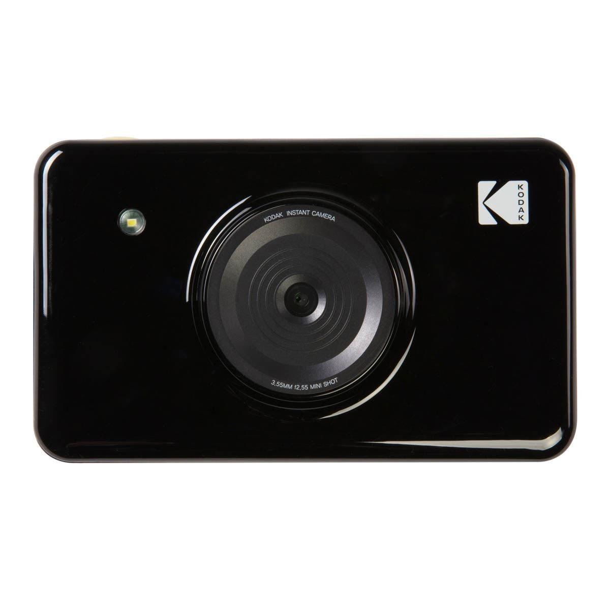 Cámara Kodak Minishot Black