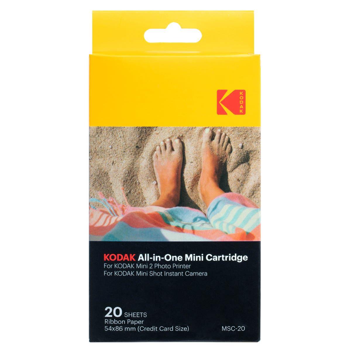 Película Kodak Instan KODMC20