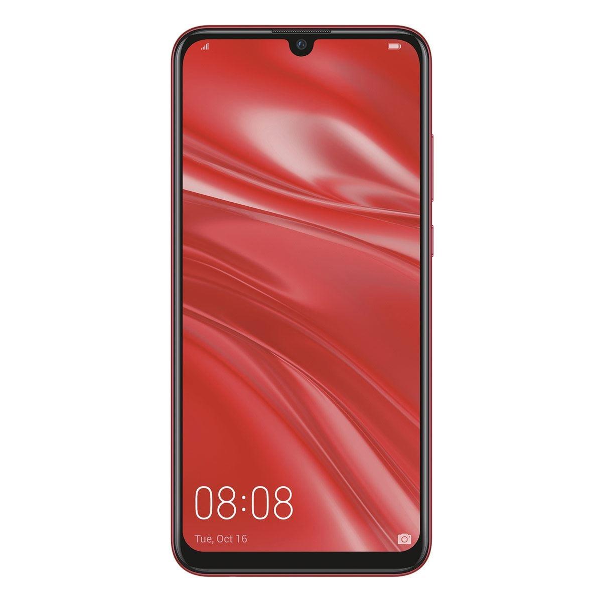 Celular Huawei POTLX3 P-SMART 2019 Color Rojo R6 (Telcel)