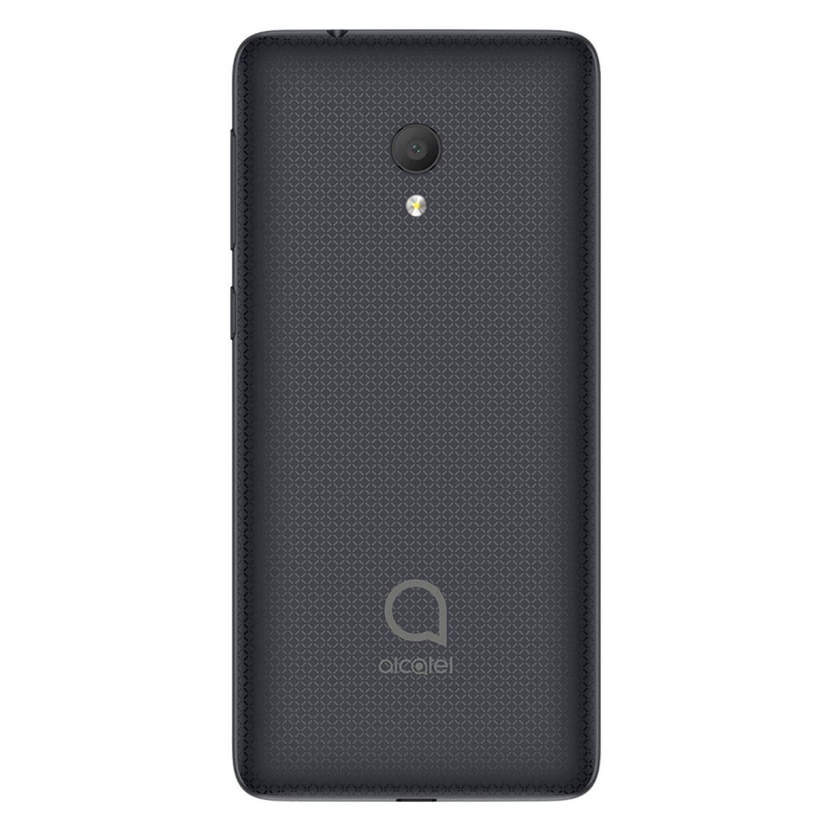 Celular Alcatel 5003G 1C Color Negro R9 (Telcel)