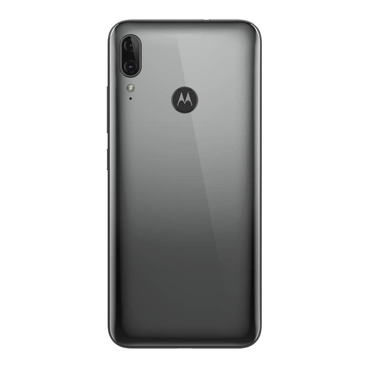 Motorola E6 Plus Grafito R9 (Telcel)