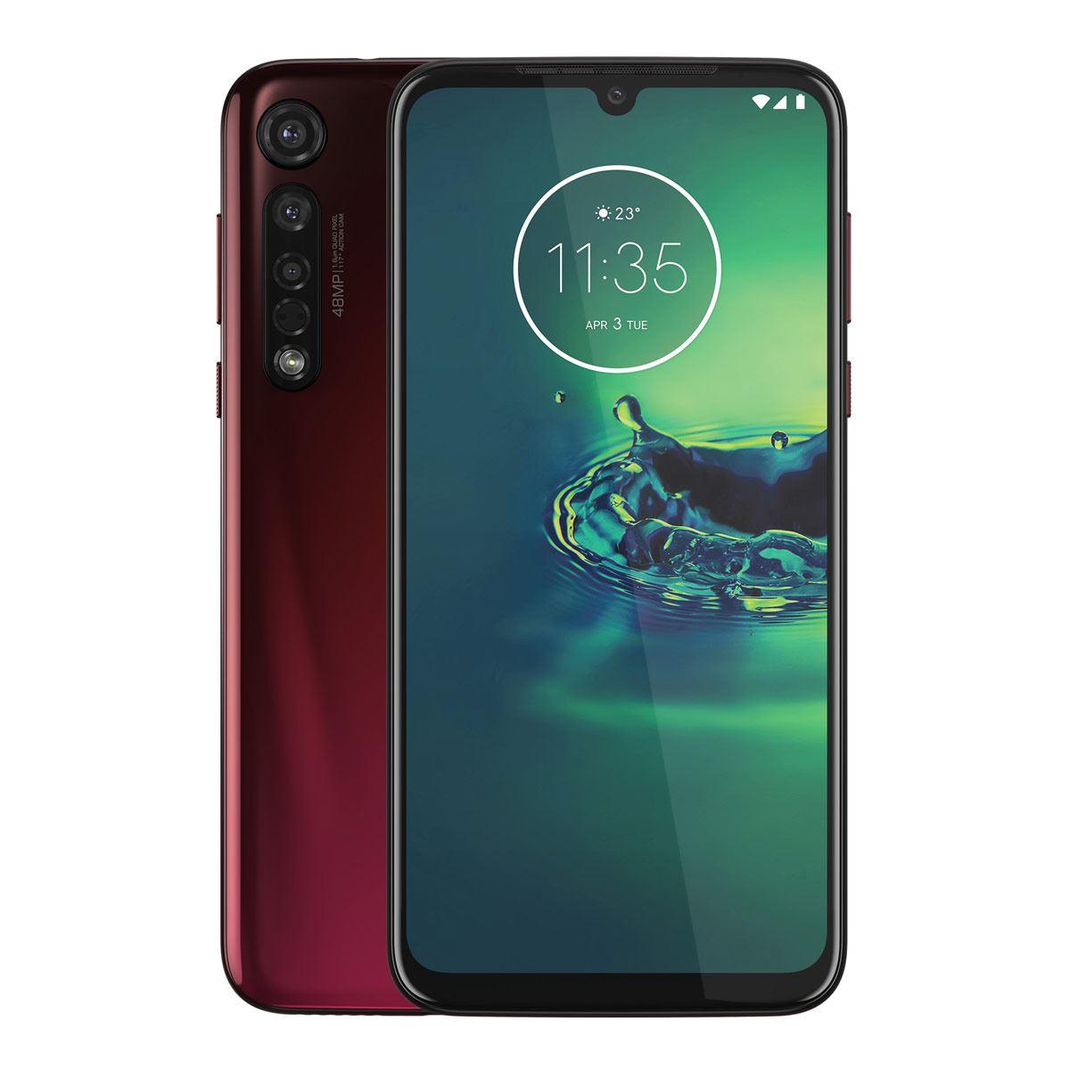 Motorola G8 Plus Rojo R6 (Telcel)