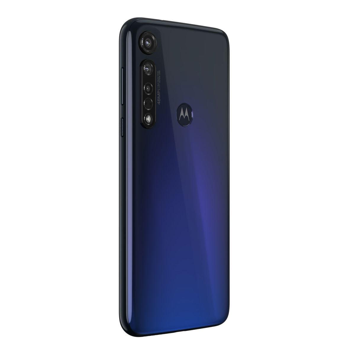 Motorola G8+ Azul Telcel R9
