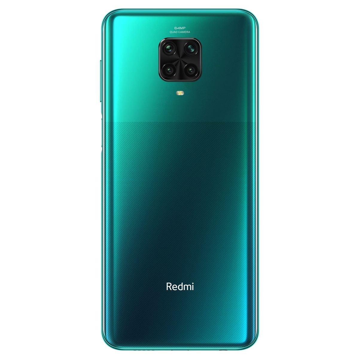 Xiaomi Redmi Note 9 Pro Verde R9 Telcel