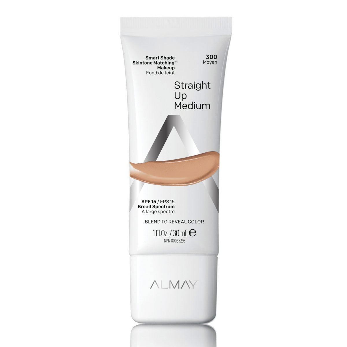 Smart Shade Skintone Matching Makeup Medium