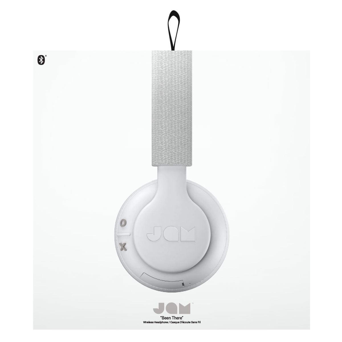 Audífonos JAM Been There Bluetooth Gris