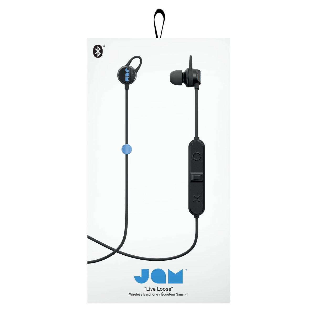 Audífonos JAM Live Loose In Ear Negro