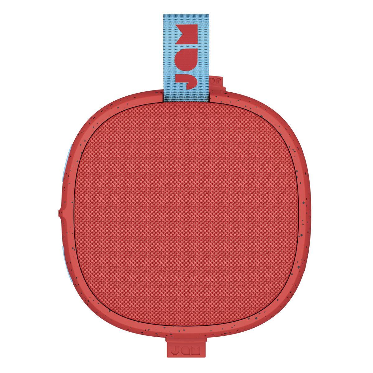Bocina JAM Hang Up Resistente al Agua Roja