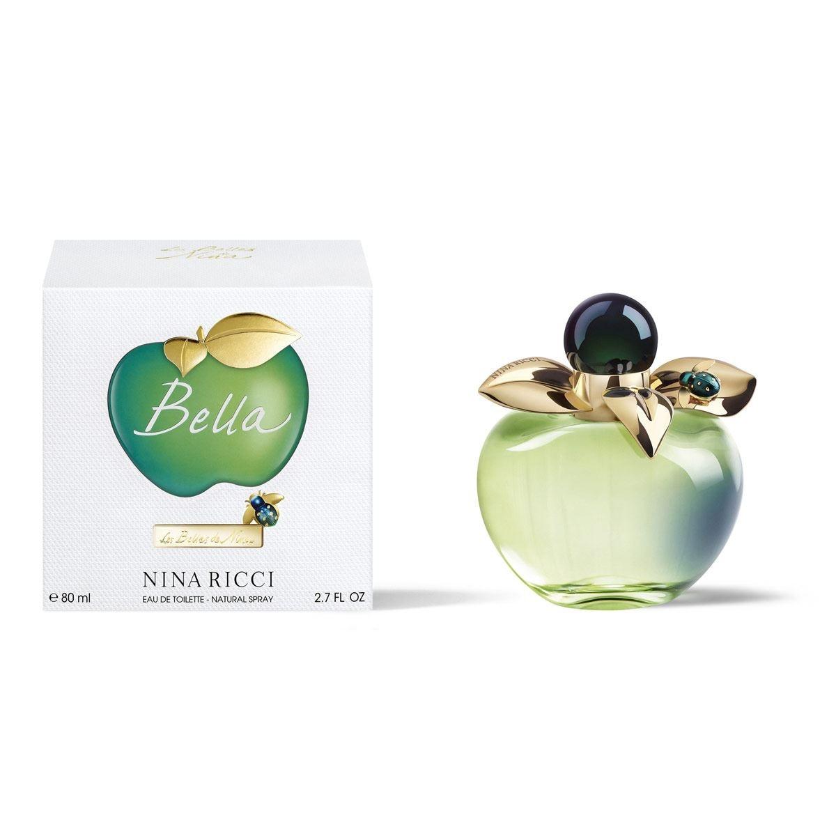 Fragancia para Dama Nina Ricci Bella EDT 80 ml