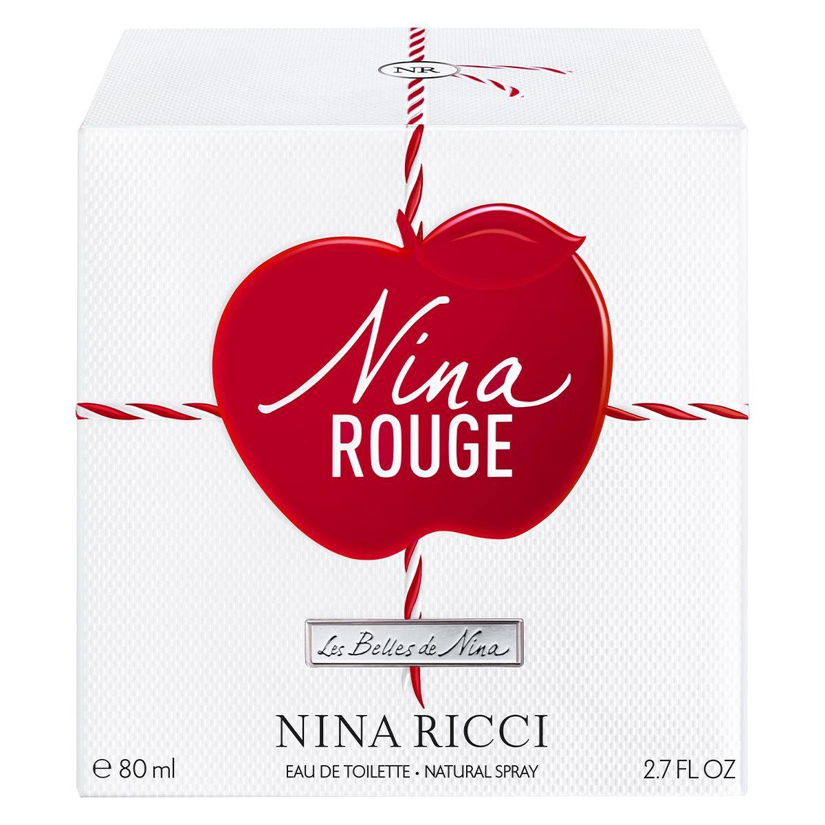 Fragancia Para Dama Nina Rouge Nina Ricci