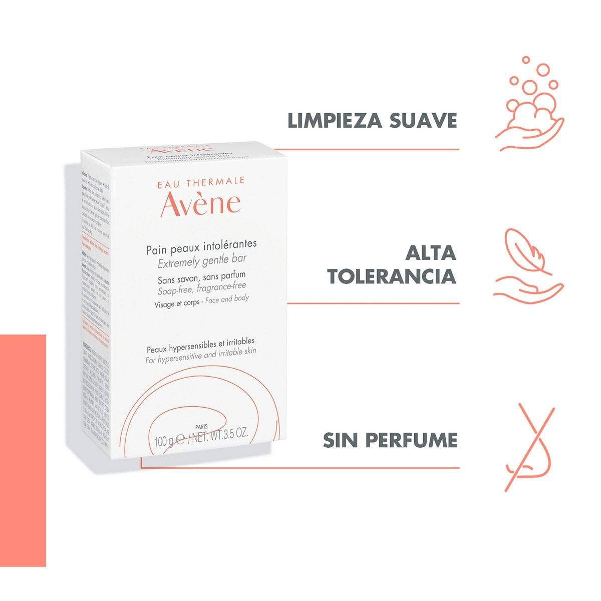 Jabón para Pieles Intolerantes Avène