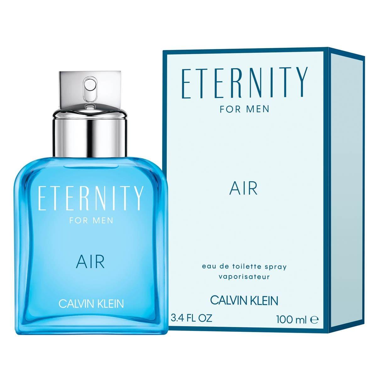 Ck Eternity Air Men Edt 100 ml