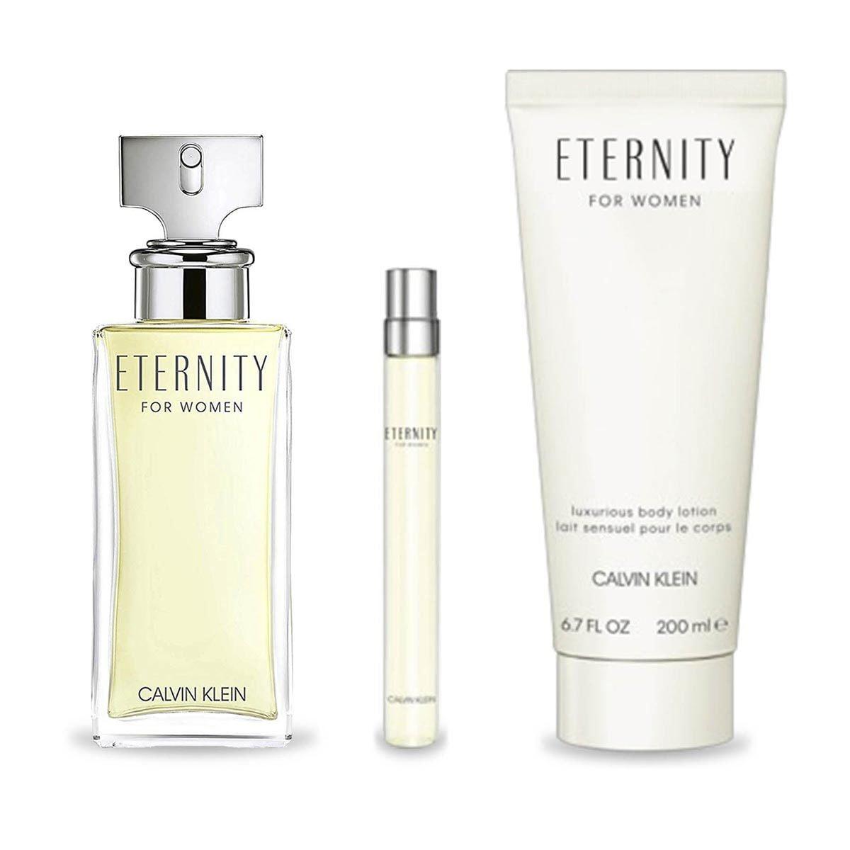 Set para Dama Eternity Calvin Klein