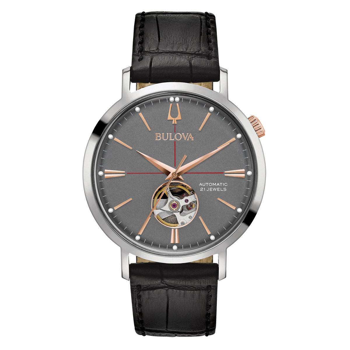 Reloj Bulova Caballero 98A187