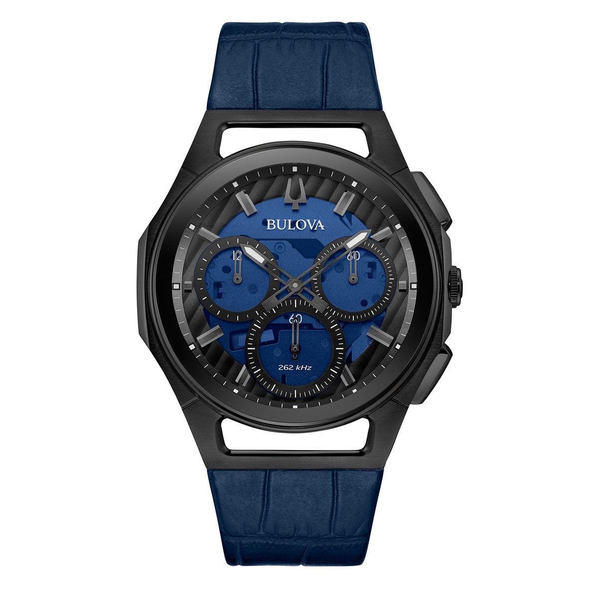 Reloj De Pulso Para Caballero 98A232 Bulova