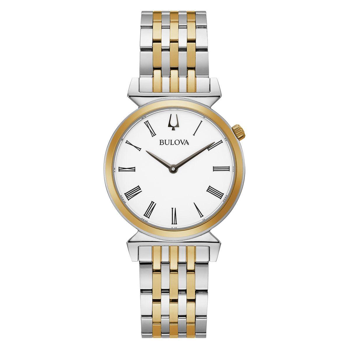 Reloj De Pulso 98L264 Bulova Para Dama
