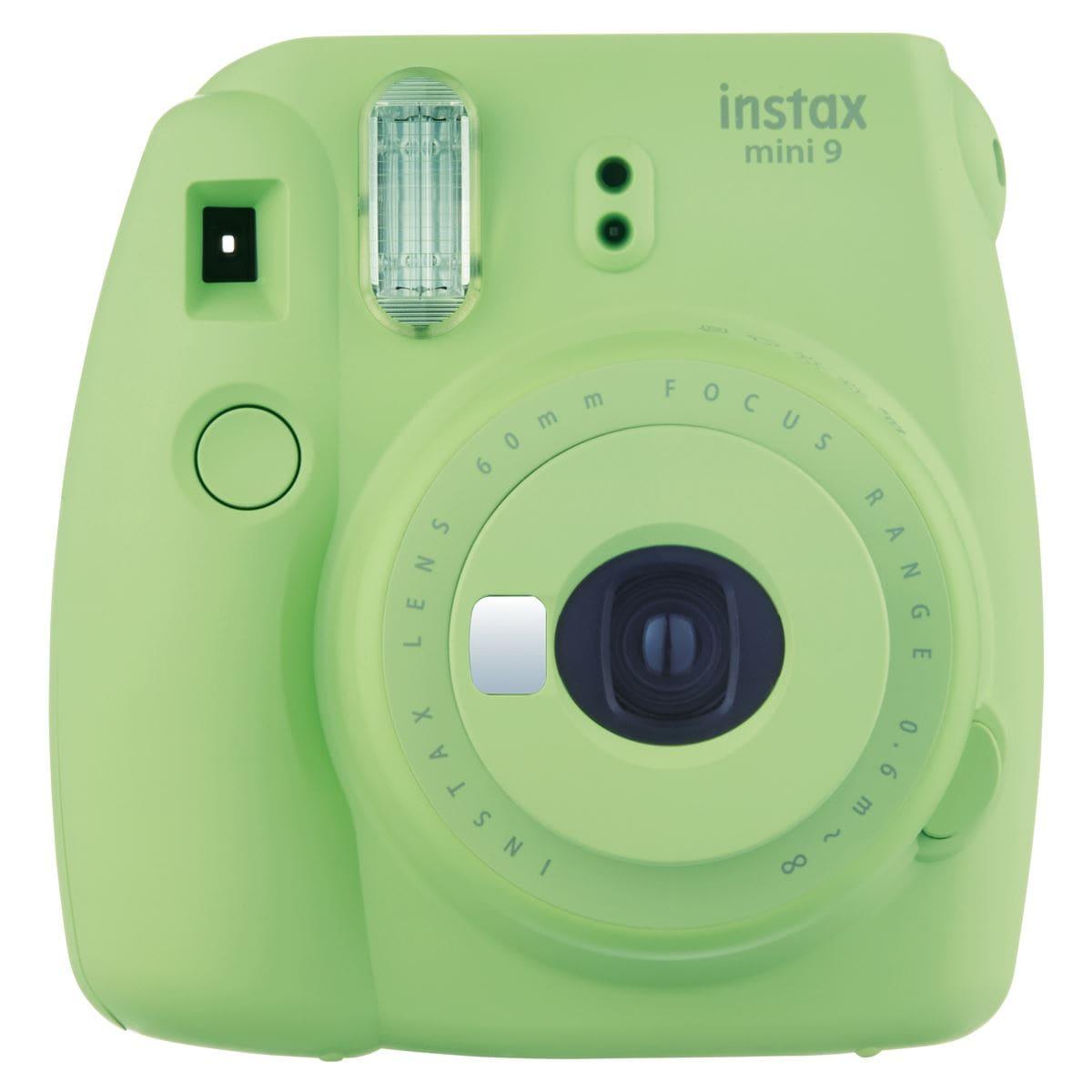Cámara Fujifilm Instax Mini 9 Lima