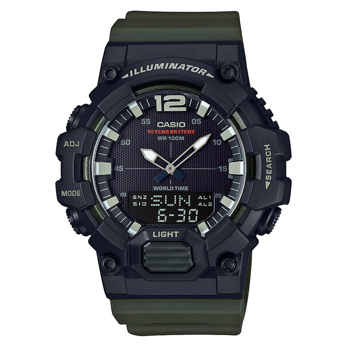 Reloj Casio HDC-700-3AVCF Para Caballero