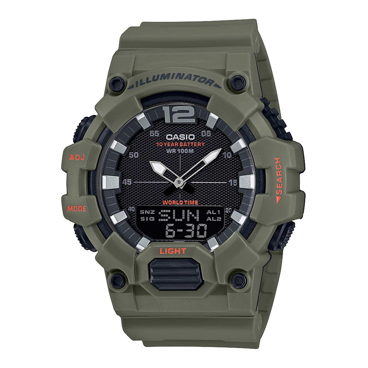 Reloj Casio HDC-700-3A2VCF Para Caballero