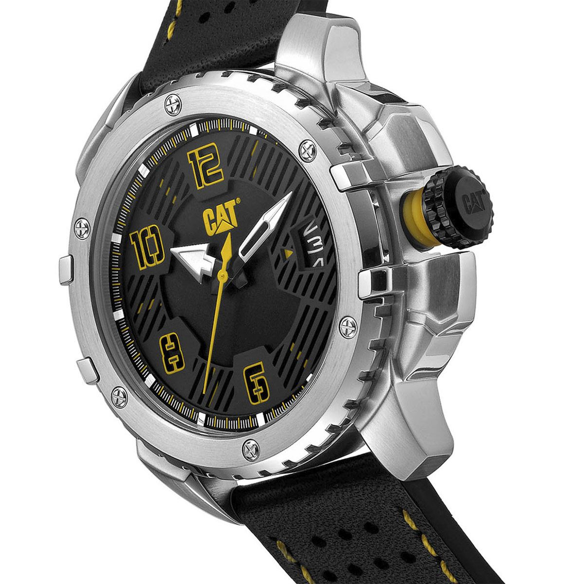 Reloj Caterpillar para Caballero Construct Negro