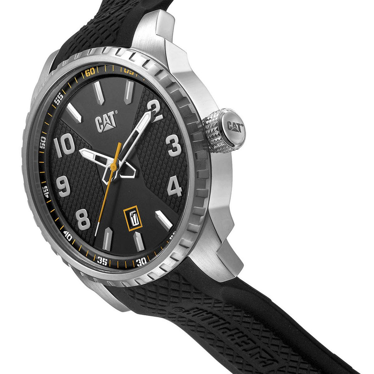 Reloj Caterpillar para Caballero Negro