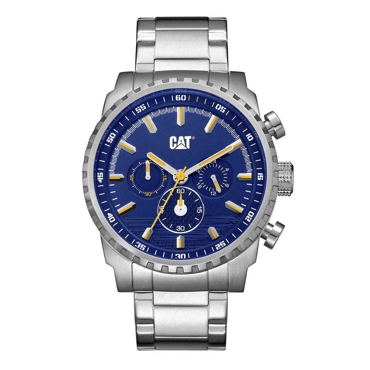 Reloj Caterpillar para Caballero Carátula Azul