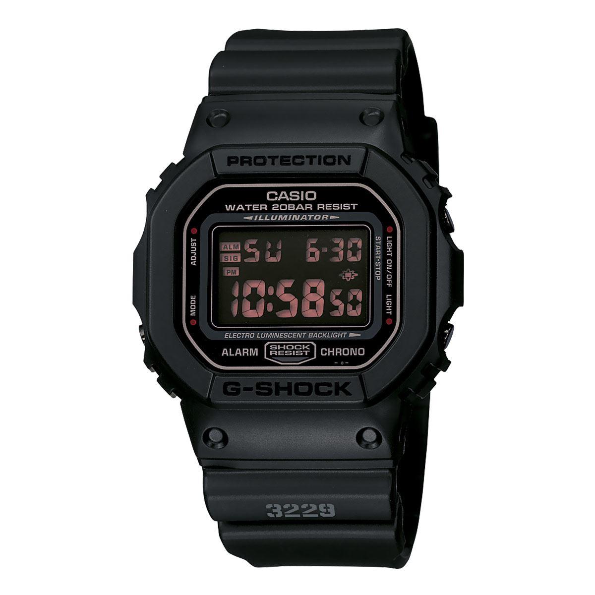 Reloj Casio DW-5600MS-1BTS