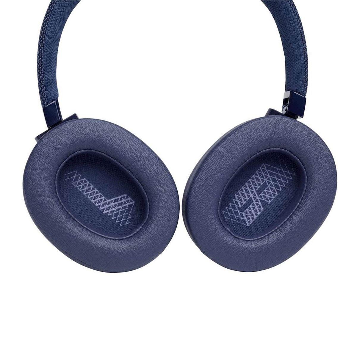 Audífonos JBL Live 500 Bluetooth Azules