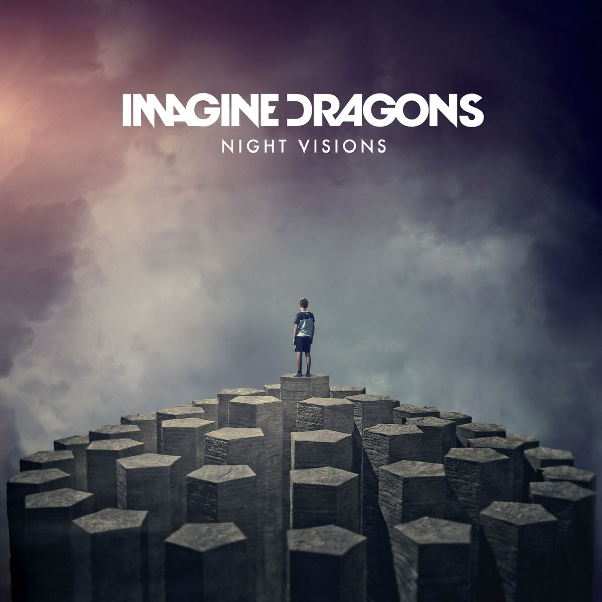CD Imagine Dragons- Night Visions